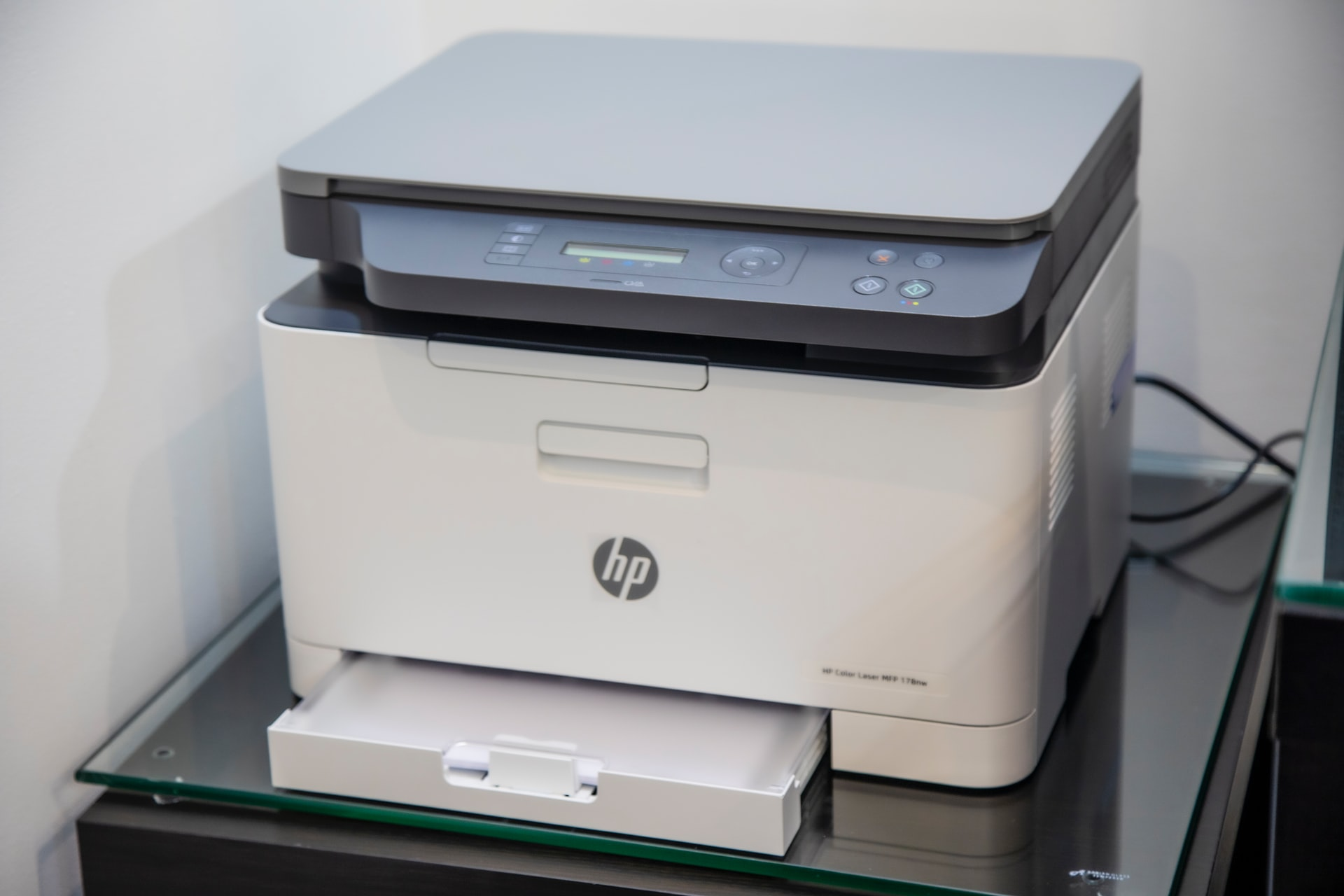 Printer. Make copies of important documents.